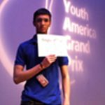 Semi Finalist at the Youth America Grand Prix, Dance Competition, New York, USA 2014